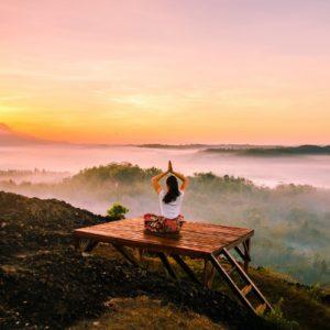 Cơ thể khỏe mạnh trong lành mạnh và cân bằng tâm trí