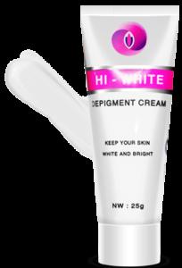 Hi-White cream - có tác dụng gì? Đánh giá