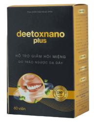 Deetoxnano - Đánh giá có tác dụng gì?